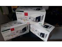 JOBLOT x 3 Leitz 70011000 Wireless Label Printers