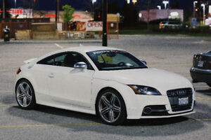 2011 Audi TTS Coupe (2 door)