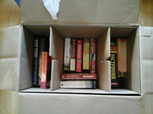 Book Lot - Fiction and Non