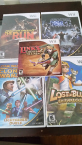 Wii Game Bundle - 5 for $30
