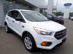 2017 FORD ESCAPE FWD S / FWD / CRUISE / BLUETOOTH / USB / REVIEW