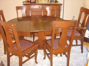 Table & Chair sets, Desks, Bookcases, Recliner For Sale