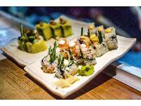 Waiters/Waitresses - Stunning Japanese Restaurant - Covent Garden!