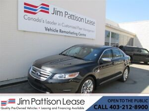 2010 Ford Taurus 3.5L AWD Leather Limited w/Remote Start & SYNC