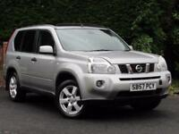 2008 Nissan X-Trail 2.0 DCI 150 SPORT 4X4, SILVER - 6 SPEED MANUAL - TOW BAR -