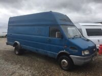 1999 iveco daily lwb 6 ton, for export