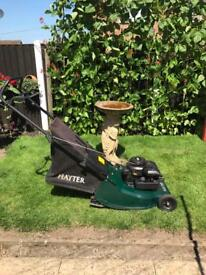 HAYTER HAWK PETROL LAWNMOWER