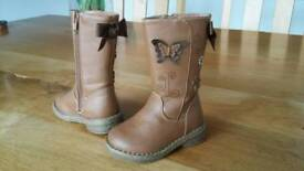 Girls shoes infant sizes 3 and 4