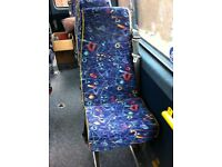 mercedes sprinter mini bus seats
