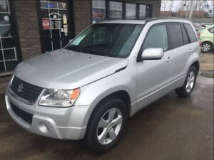 2010 Suzuki Grand Vitara TOP OF THE LINE 56K 4X4