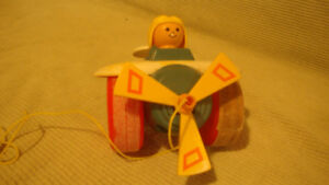 Fisher Price pull along airplane for Sale