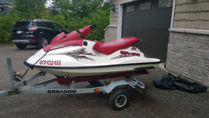 Sea doo gs 720 2000