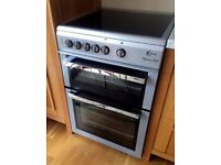 FLAVEL Milano E60 60cm Electric Cooker 9 Months Old - Free Delivery In Southampton Area