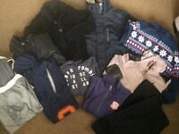 Huge bundle Boys Clothes 11-12years Shefford