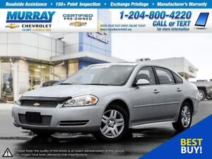 2013 Chevrolet Impala LT *OnStar, Remote Start, Satellite Radio*