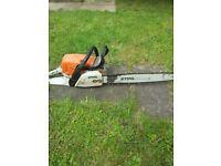 stihl chainsaw ms391