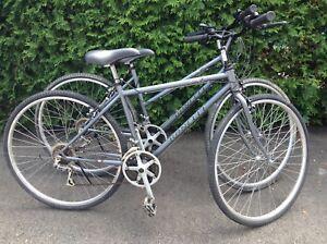 Bonelli Hybrid Bikes