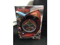 Avengers alarm clock