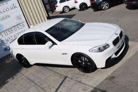 2011 BMW 520D MSPORT SALOON ( FINANCE & WARRANTY )