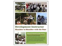 Work with the Poor in Ecuador and the Caribbean!