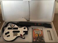 Guitar Hero 3 Nintendo Wii: Game & Wireless Guitar