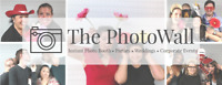 The PhotoWall: Photo Booth Rental