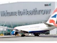 PCO DRIVERS WANTED URGENTLY at HEATHROW FOR VERY BUSY MINICAB COMPANY. COMPANY CARS AVAILABLE NOW