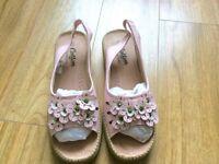 Lovely new sandals