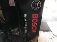 Bosch rotak 43 lawnmower