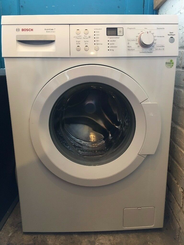 bosch avantixx 7 eco edition washing machine spares or repair noisy spin cycle in brighton. Black Bedroom Furniture Sets. Home Design Ideas