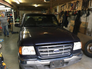 2003 Ford Ranger as is