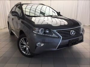 2014 Lexus RX 350 Touring Package: 1 Owner, Navigation.