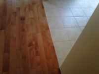 Laminate and Hardwood Installation