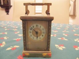 Victorian Carriage Clock