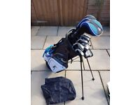 Slazenger P500 Golf Club Set (12 Clubs) + Bag and Accessories