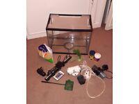 Aquarium fish tank 18l