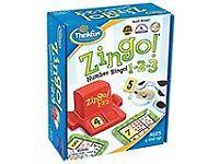 Zingo 1-2-3! **new unused and sealed**