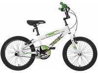 Kids bike Halfords Aollo Force 18inch BMX