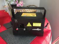 Laser World DS-1800 RGB Laser (Used Once)