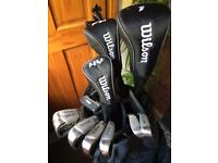 Wilson Golf Set - Only Used Twice