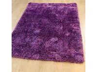 Starlet Twilight - Lavender - 70 x 150 oblong rug