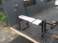 York Fitness Bench ***Can deliver***