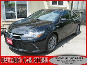 2015 Toyota Camry Hybrid SE !!!1 OWNER NO ACCIDENTS!!!