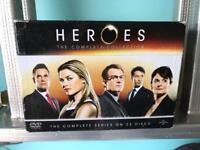 Heroes box set