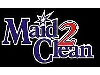 Domestic Cleaners Required - Immediate Start