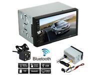 "7"" Double Din Car Stereo Digital Media Receiver"