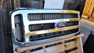 05-07 Super Duty Grille