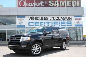 2016 Ford Expedition +8PASSAGERS+NAVIGATION+TOIT OUVRANT