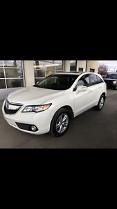 FS: 2013 Acura RDX premium pkg.  Mint condition and very low km