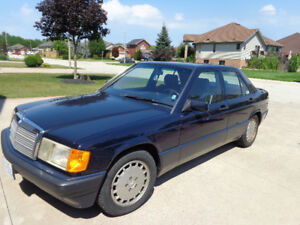 1993 Mercedes-Benz 190-Series 190E Other